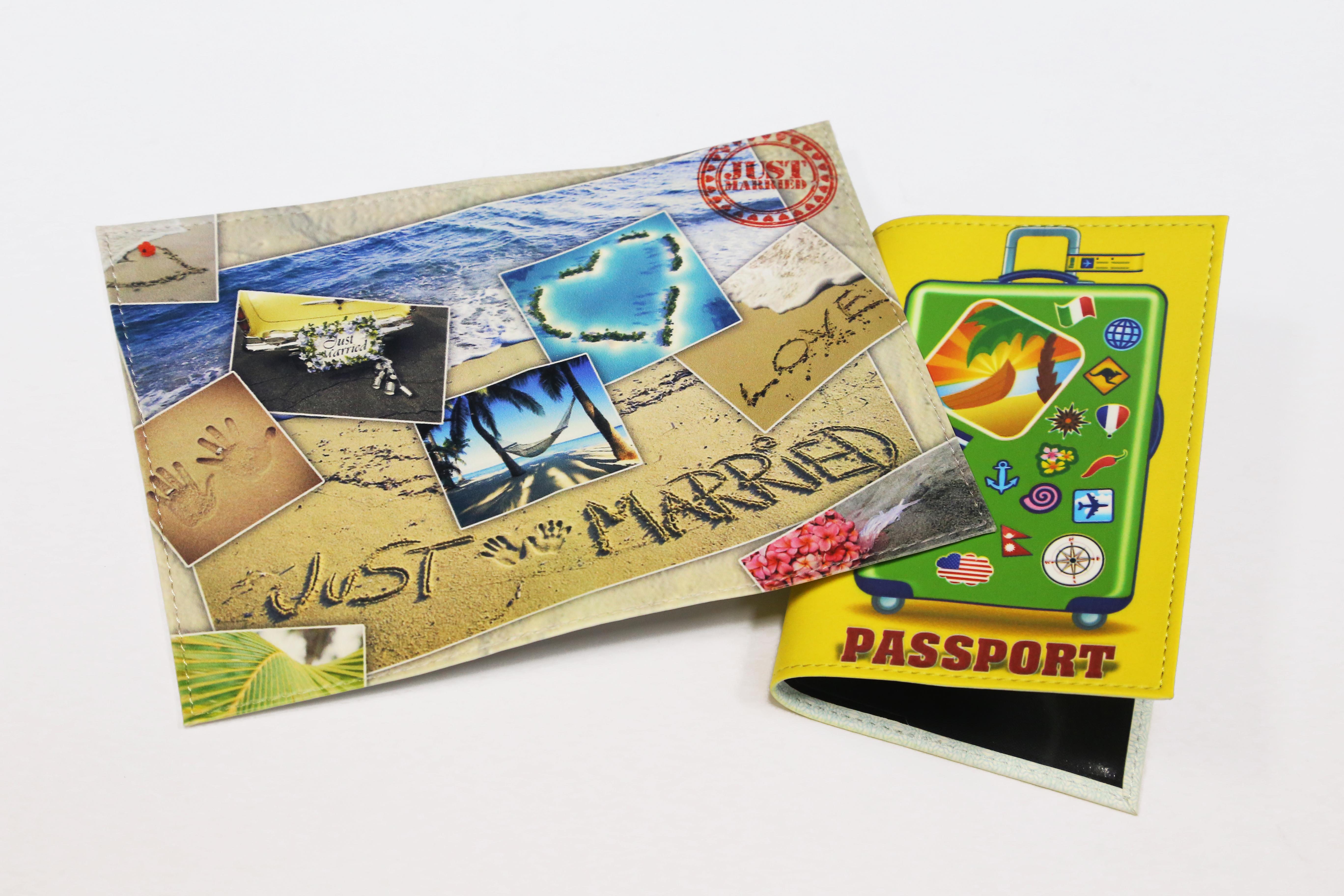 ФотоОбложки для Паспорта – создать на заказ | Индипринт